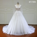 Brautkleid XF17095  Gr.36 Light Ivory